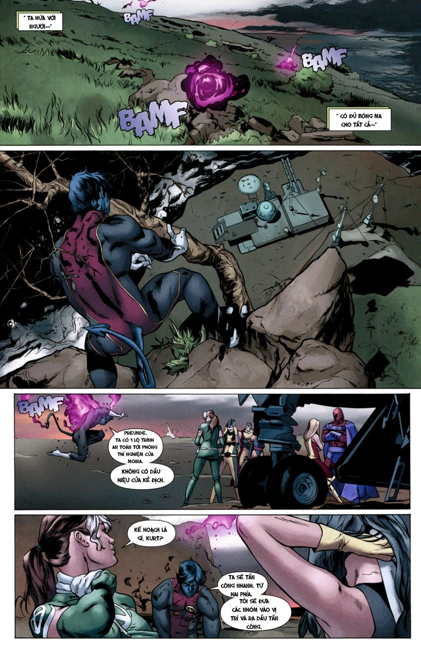 X-Men Necrosha chap 8 trang 16