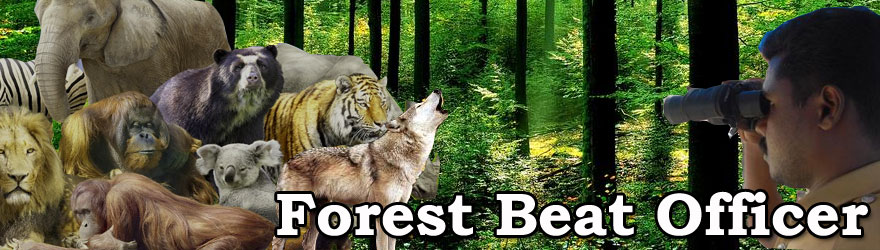 Kerala PSC - Beat Forest Officer Study Material