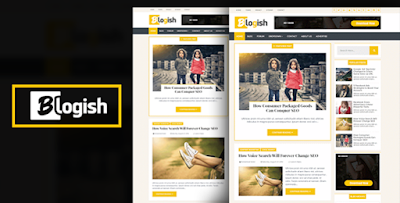 Blogish - Professional Blogger Template