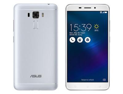 Harga Asus Zenfone 3 Laser ZC551KL Dan Spesifikasinya