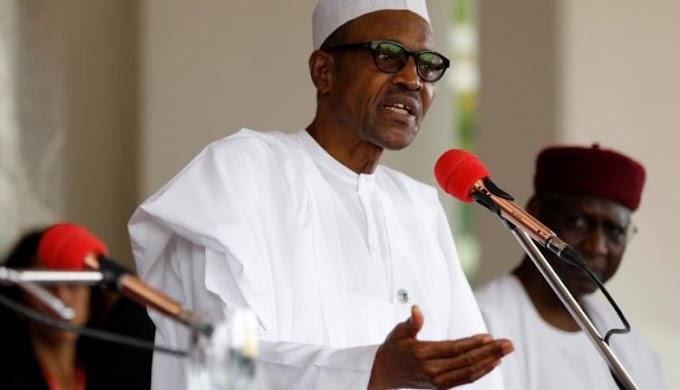 I'll help you fight corruption – Buhari tells Akufo-Addo