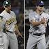 MLB: Blake Treinen de Oakland y Brad Hand de San Diego nombrados Relevistas del Mes