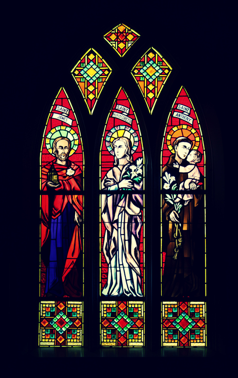 St Patricks Church Medicine Hat Alberta