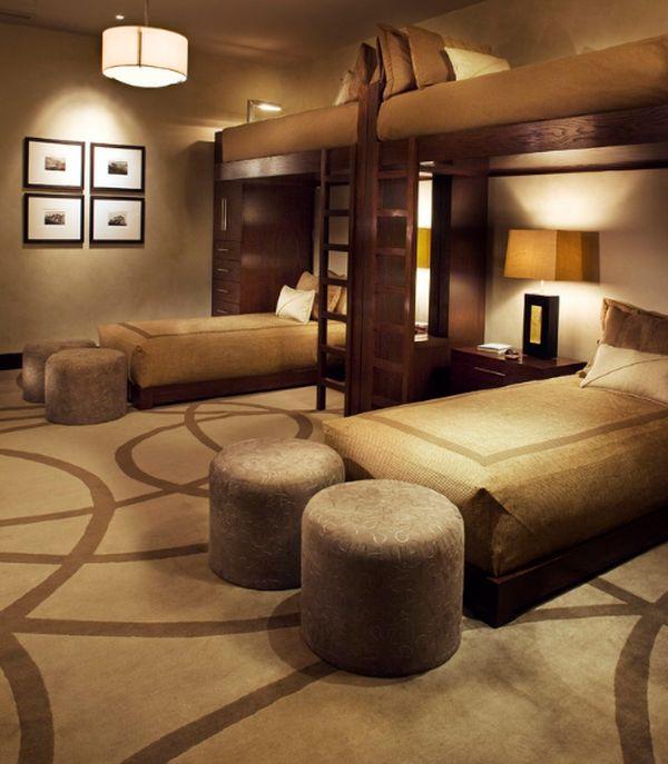 30 Modern Home Decor Ideas: 30 Modern Cool Bunk Bed Design Ideas For Boys And Girls