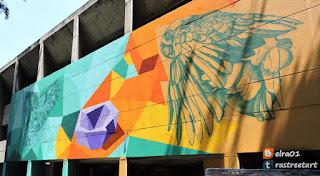 UNAM street art