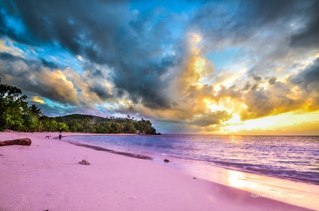 This Fascinating Pink Beach In The Philippines Was Chosen As One Of The Best Beaches In The Whole World!