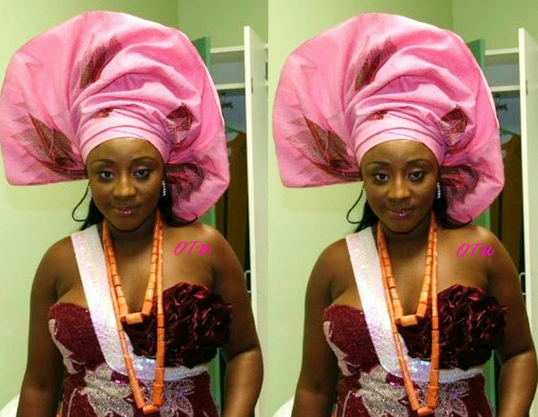 Welcome To Our Traditional Wedding: INI EDO