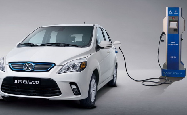 Tinuku BAIC Motor stops selling gasoline cars in 2020