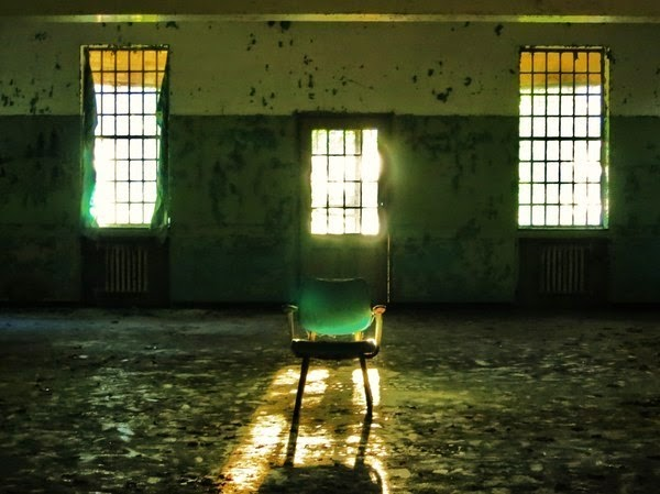 Part of Creedmoor Psychiatric Hospital, New York, USA | 10 Scariest Abandoned Hospitals in the world