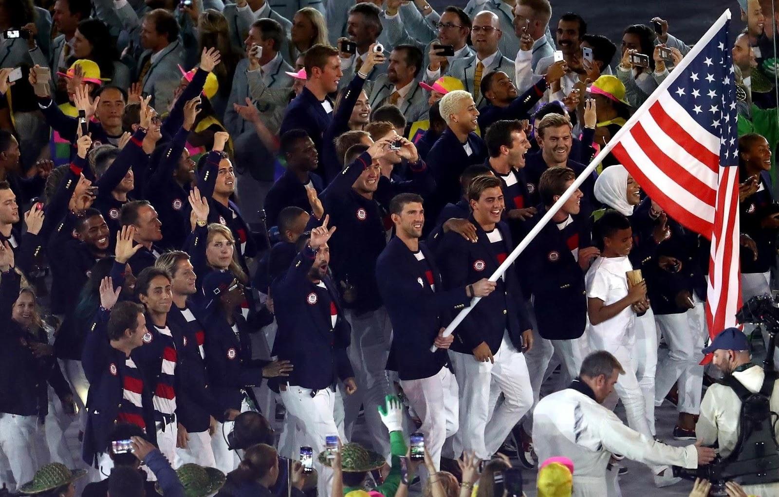 RIO OLYMPICS OPENING CEREMONY 4