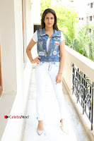 Telugu Actress Lavanya Tripathi Latest Pos in Denim Jeans and Jacket  0019.JPG