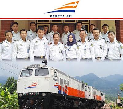 Lowongan Kerja BUMN PT Kereta Api Indonesia (Persero) Lulusan Min SMA SMK D3 S1 Penempatan Seluruh Indonesia