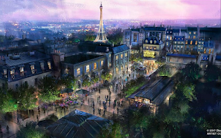 Ratatouille Permit shows the ride is well underway.
