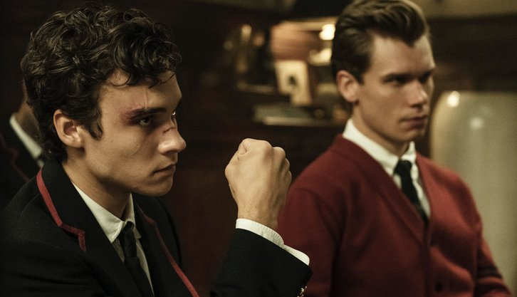 Deadly Class - Episode 1.02 - Noise, Noise, Noise - Promos, Sneak Peeks, Promotional Photos, Featurettes + Synopsis