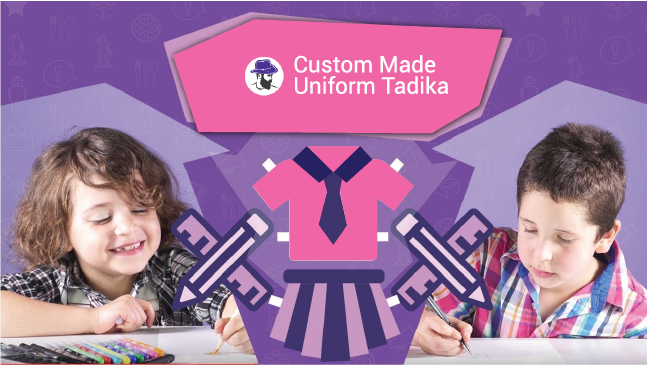 Custom Made Baju Tadika