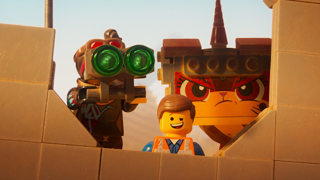 Chris Pratt Elizabeth Banks Alison Brie Phil Lord Christopher Miller Mike Mitchell | The Lego Movie 2: The Second Part