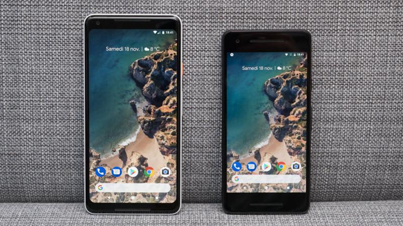 أجهزة جوجل المتوافقة مع تحديث أندرويد Android P