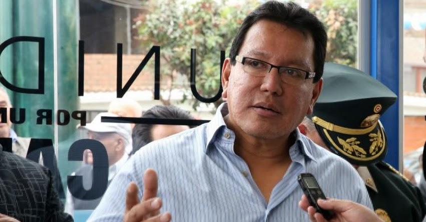 FÉLIX MORENO: Allanan vivienda de gobernador regional del Callao por caso Odebrecht