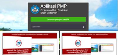 Download Software Aplikasi PMP Terabru dan Sudah Versi Ufdater 1.5.001