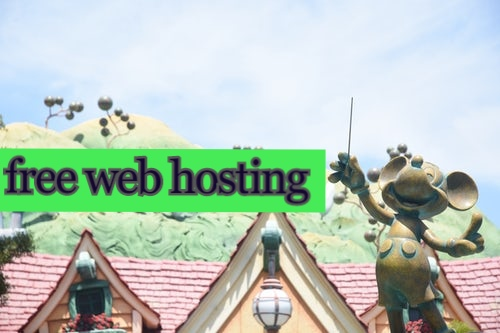 best free Web Hosting services