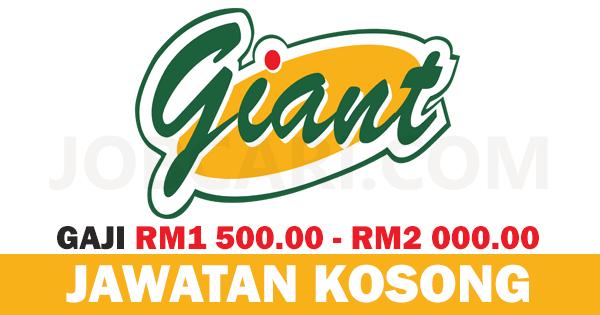 Jawatan Kosong Terbaru Di Gch Retail Sdn Bhd Pasaraya Giant Gaji Rm1 500 00 Rm2 000 00 Jobcari Com Jawatan Kosong Terkini