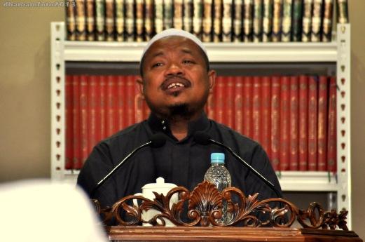 Pegawai Hal Ehwal Islam, Bahagian Falak, Jabatan Mufti Johor, Hanafiah Abdul Razak
