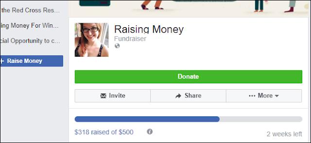 Come fare una raccolta fondi su Facebook  per una calamità natuarale e terremoti