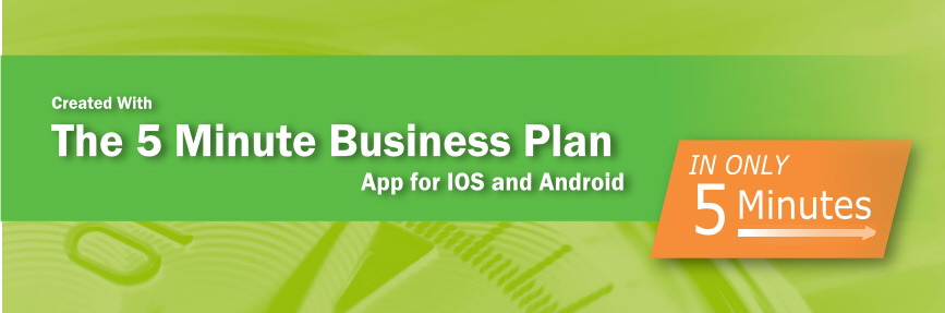 A Sample Snack Bar Business Plan Template