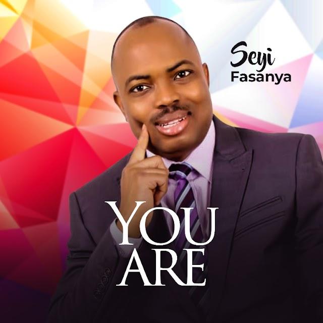 [DOWNLOAD MP3] : Seyi Fasanya - 'You Are' [off Wonderful God album] || @fasanya_seyi