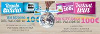 Logo Con Post-it vinci card Decathlon, Zalando, Ikea e non solo e un regalo sicuro