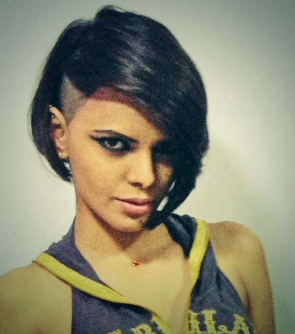 Sherlyn Chopra's new brand look stills