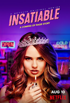 Insatiable Series Poster 1