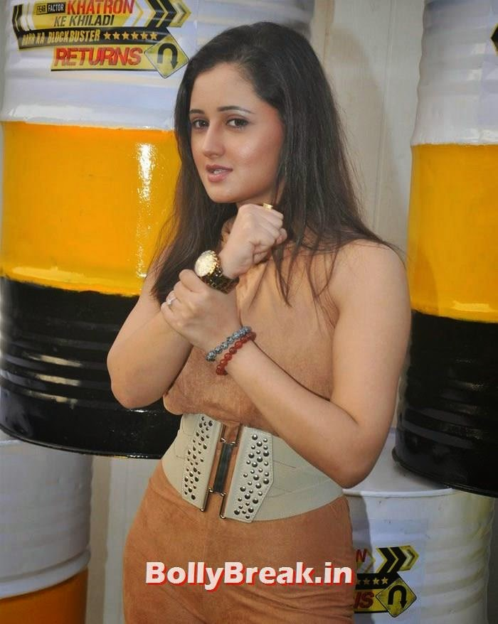 Rashmi Desai, 'Khatron Ke Khiladi' 6 Contestants Hot Pics