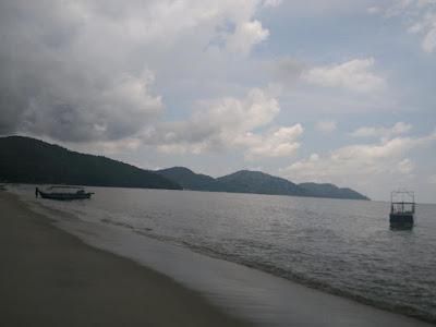 槟城,Batu Ferringhi海边