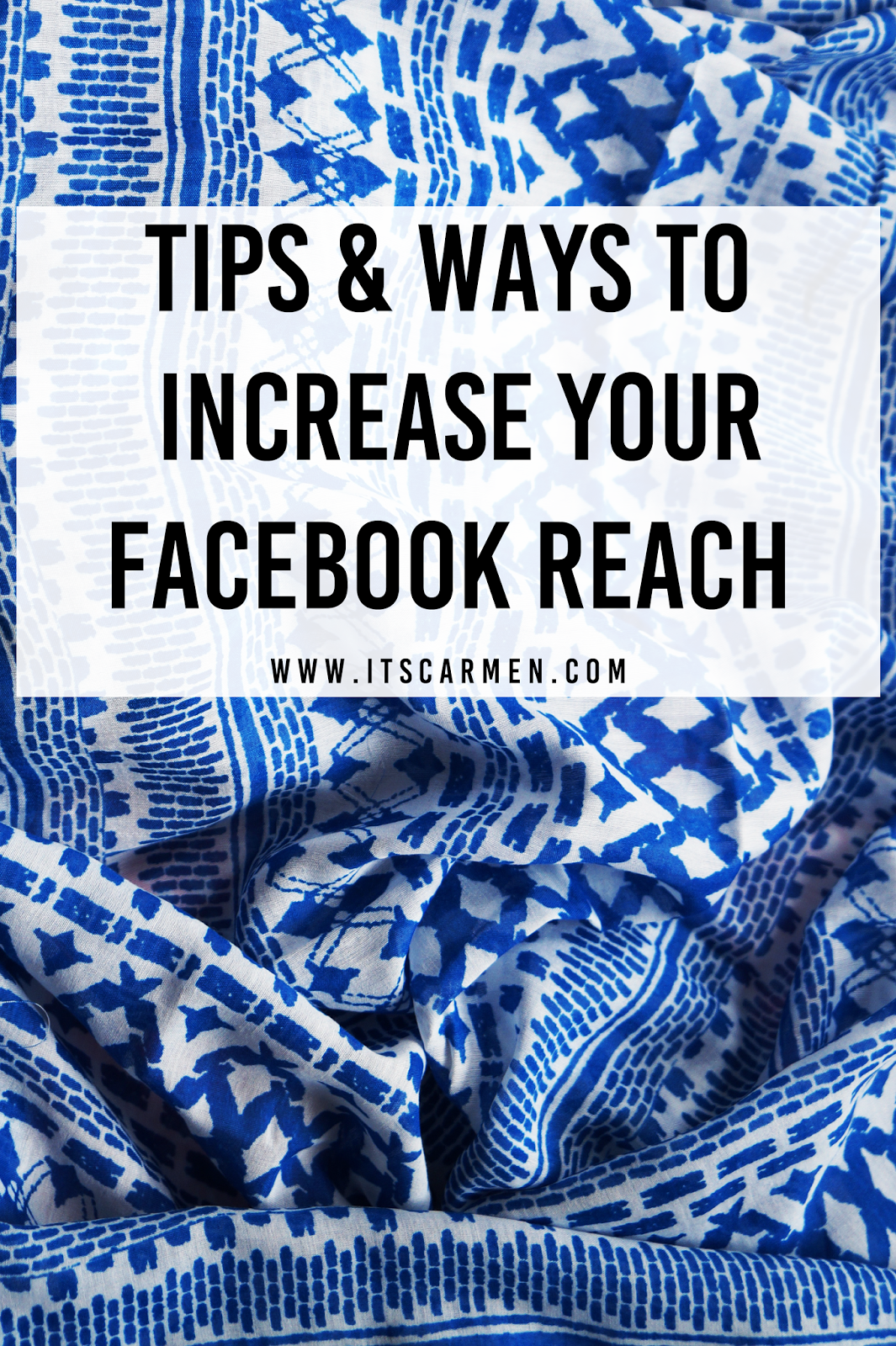 increase your facebook reach