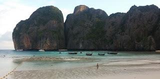 Koh Phi Phi Leh, Maya Bay.