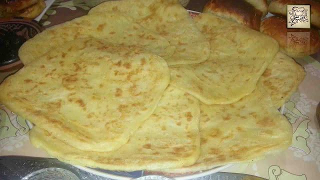 مسمن مغربي,مسمن,msemen,msaman,crépe feuilletée,msamen marocain