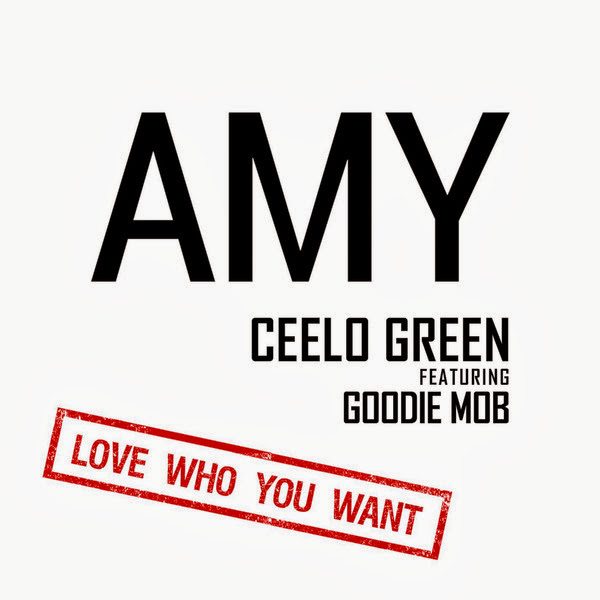 Cee Lo Green - Amy (feat. Goodie Mob) [Single] Cover