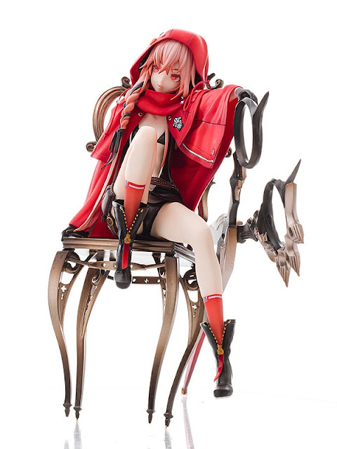 Figuras: Espectacular Red Hunter AKA:Re2ing del ilustrador neco - Magic Mould