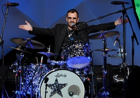 Agenda de shows Ringo Starr 2015