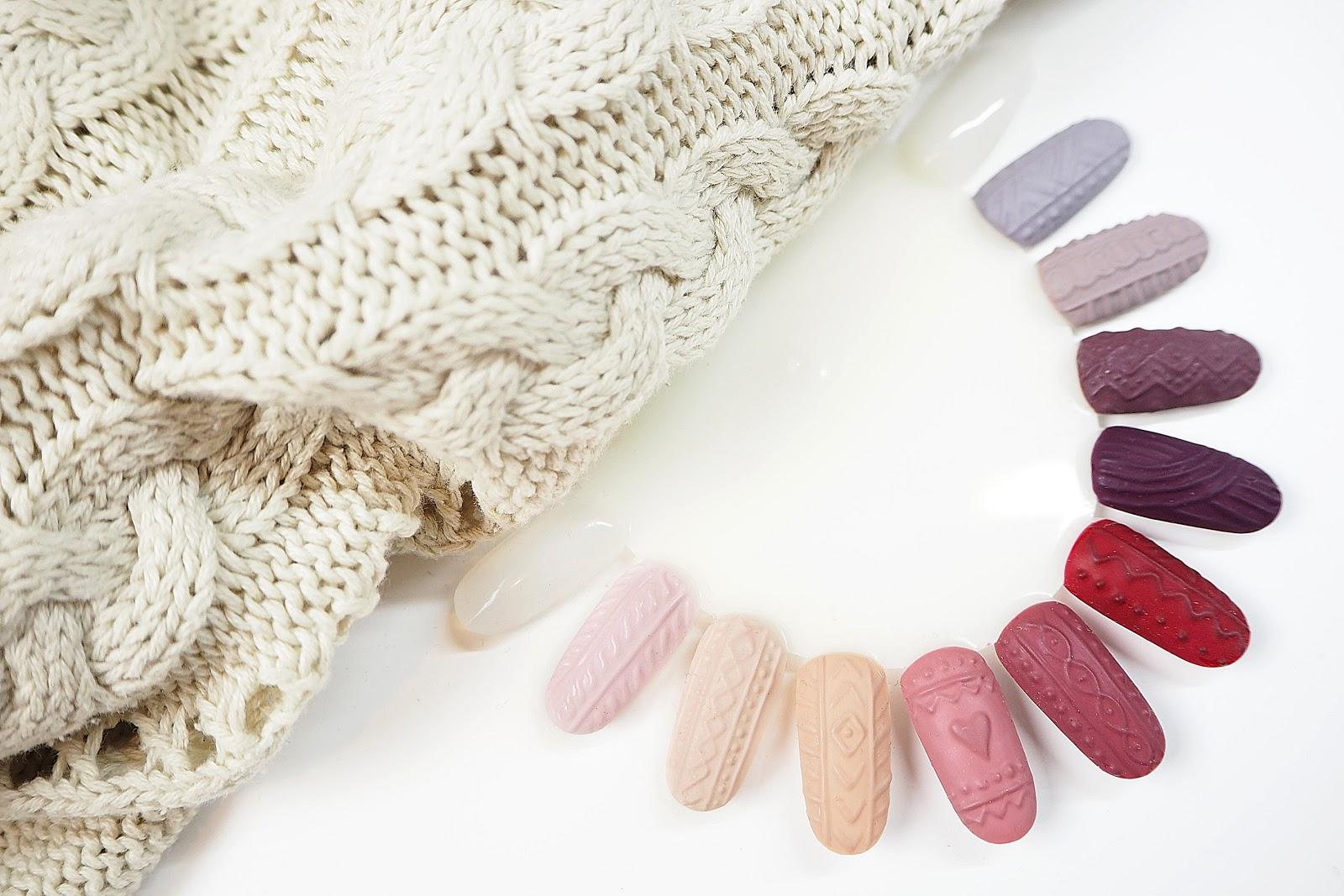 knitted wzorek