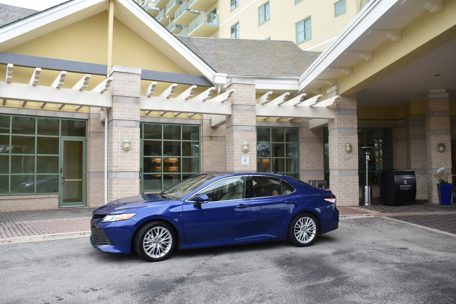Sedan with the Best Safety Features: 2018 Toyota Camry XLE  via  www.productreviewmom.com