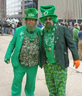 Costumes ideas for St patricks Day 2018