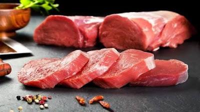 benefits of red meat, read meat, beef steak