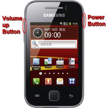 Samsung sch-i509 usb