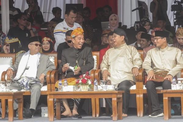 Markas Prabowo-Sandi Pindah ke Jateng, PDIP Bentuk Posko Tempur di Tiap Desa