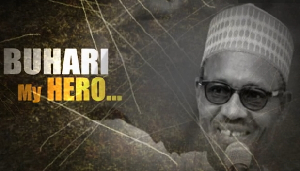 buhari my hero documentary film