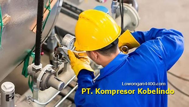 Lowongan Kerja PT. Kompresor Kobelindo
