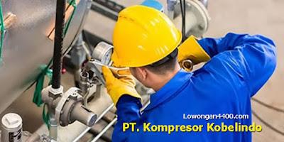 Lowongan Kerja PT. Kompresor Kobelindo Oktober 2017