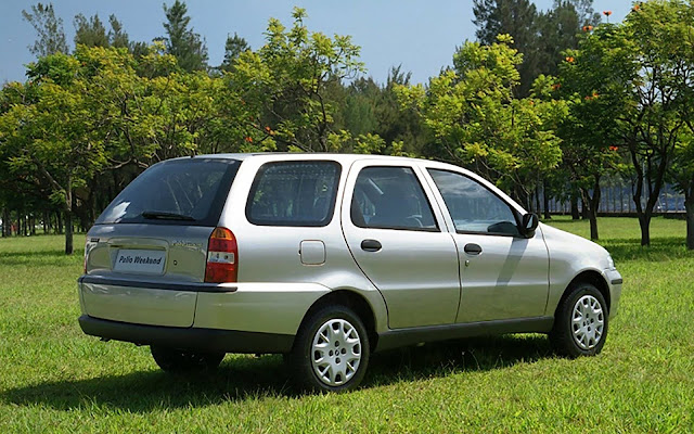Fiat Palio Weekend 2001